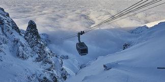 Kasprowy Wierch dołącza do oferty Góral Skipass ©PKL