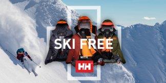 Una giornata di sci gratuita con Helly Hansen ©Helly Hansen