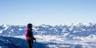 Saisonstart im Skigebiet Oberjoch und in Bad Hindelang © Bergbahnen Hindelang-Oberjoch/Dominik Berchtold