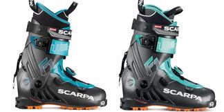 Erster Tourenschuh mit RECCO®-System: SCARPA F1 mit neuem Design ©SCARPA