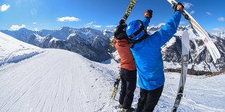 Le printemps du ski en mode bon plan dans les stations du Queyras ©Manu Molle