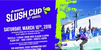 36th Annual Mt. Brighton Slush Cup ©Welcome Spring with a Splash!