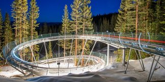 Ski Resort Mountain Coasters: Complete North American List ©Aspen Skiing Company