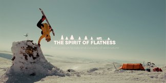 """The Spirit of Flatness"": film o snowboardowej Finlandii ©Born on Board"