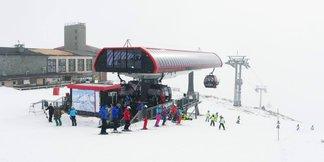 Snehové správy: Veľká noc bohatá na zrážky, lyžovať sa bude! ©www.vt.sk