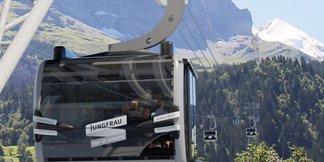 Grünes Licht für Riesenprojekt in Grindelwald: 400 Millionen Franken für die neue V-Bahn ©https://www.jungfrau.ch