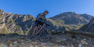 Le Grand Tourmalet – Pic du Midi se découvre aussi en VTT ©Loic Arnould / OT du Grand Tourmalet