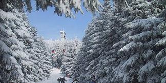 Skiën in het Harzgebergte