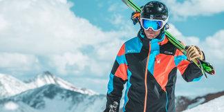 Les bons vêtements pour skier : Quelle est la tenue de ski parfaite ? ©Spyder