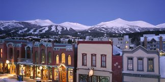 Infographic: Top 3 Colorado Resorts for Après - ©Breckenridge