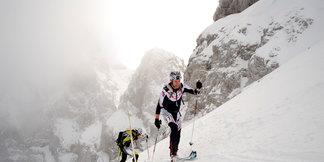 Richtig Skitourengehen: Aufstiegs – und Abfahrtstechnik auf Skitour ©Matthias Keller