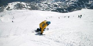 Skiën in de herfst ©Tignes Tourism