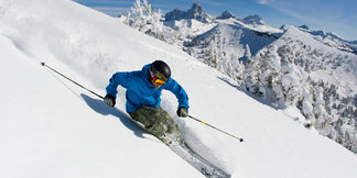 The Best Bets for Early-Season Skiing - ©Grand Targhee