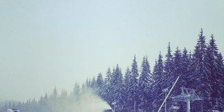 Jasná a ďalšie strediská spustili zasnežovacie systémy - ©Jasná Nízke Tatry