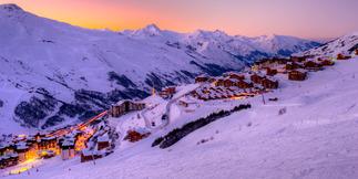 Destination of the week: Les Menuires ©Gilles Lansard - Les Menuires