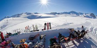 Osiem najlepszych miejscówek na narty w kwietniu - ©nuts.fr