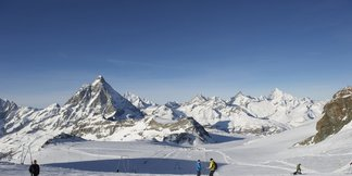 Ou skier en ce week-end ? - ©Michael Portmann/Zermatt Tourismus