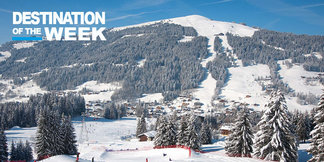 Destination of the week: Les Gets ©D.Bouchet / OT Les Gets