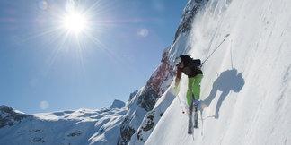 De steilste skipistes in de Alpen ©LZTG