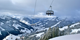 Rakúsko: Lyžiarska veľmoc s nekonečnými zjazdovkami ©Gernot Schweigkofler
