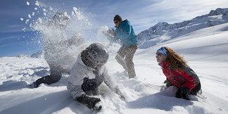 Snehové správy: Všetky ľadovce v Rakúsku otvorené, so zrážkami sa blíži čerstvý sneh! ©OT Tignes - Tristan Shu