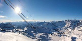Schneebericht: Gute Schneefälle in den Alpen zum Jahresanfang - ©Cervinia