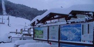 Dnes na horách: 10-35 cm nového prašanu  ©FB Park Snow Donovaly
