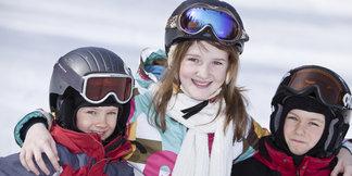 Ski's en skimateriaal voor kinderen