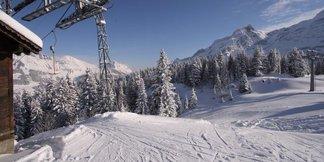 Djævlens eget skiresort - Diablerets.