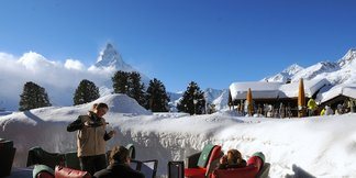 8 Best European Resorts for Skiing in April - ©Riffelalp Resort