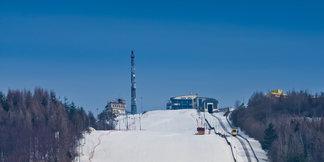 Sezon narciarski na Górze Żar przedłużony - ©Polskie Koleje Linowe