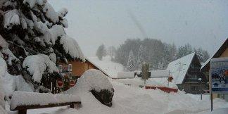 Až 30 cm nového prašanu na horách - ©PARK SNOW Donovaly