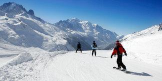 Un pò di offerte skipass per sciare oltre confine - ©M. Dalmasso