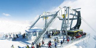 Les 10 meilleures stations où skier en mai - ©Hintertux Tourist Office