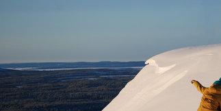 Lenteski: De beste skigebieden voor een skivakantie in mei - ©Ruka Tourism