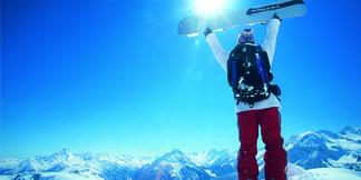 Jar na tirolských ľadovcoch: Sneh, slnko a podujatia - ©Hintertux Tourist Office
