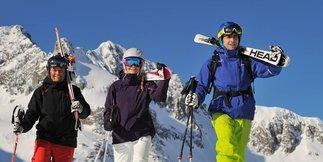 Skifahren an Ostern: Diese Skigebiete haben das richtige Angebot - ©Lech Zürs