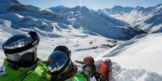 Rakouská TOP 10: Největší lyžařská střediska v Rakousku ©TVB Paznaun-Ischgl