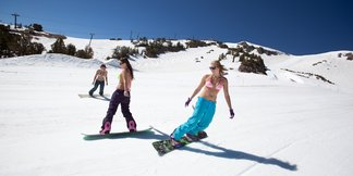 Best Late-Season Resorts to Ski in May ©Mammoth Mountain Ski Resort
