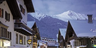Top 10 weekend ski resorts with easy airport access ©St. Anton Tourism