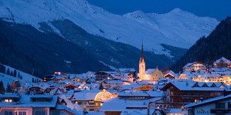 Najväčšie lyžiarske strediská v Rakúsku: 4 –Silvretta Arena | Ischgl - Samnaun | - ©Eric Beallet