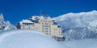 Five of the best resorts for non-skiers ©Carlton Hotel