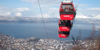 Narvikfjellet åpner skibakkene i pinsen