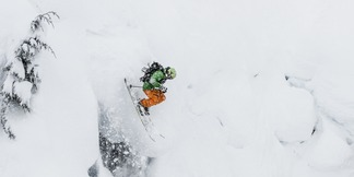 Powder Skiing at Mt. Baker Ski Area - © Liam Doran