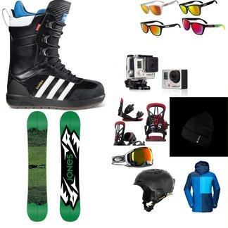 Julegavetips for snowboardere