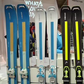 ISPO Munich 2014: Ski's voor skiseizoen 2014-15