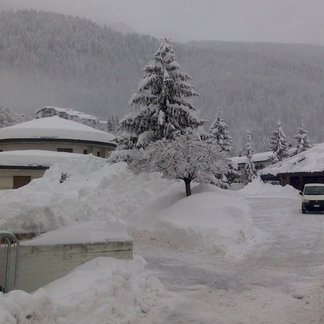 Ultime nevicate in Italia, Gennaio 2014