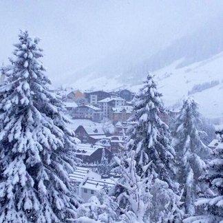 Traja zmrznutí 2014: Nový sneh na horách!