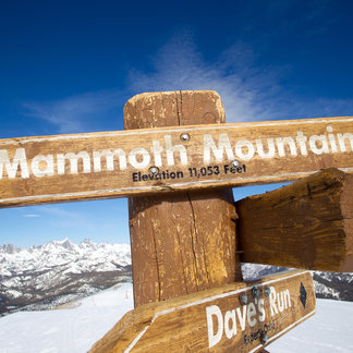 Mammoth Mountain, Kalifornie