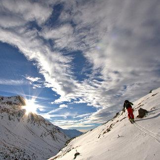 Skitour zum Pizzo Tambo (3279 m) - © Mika Merikanto
